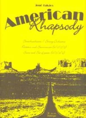 American Rhapsody - Partitur + Stimmenset - laflutedepan.com