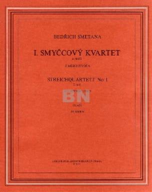 Bedrich Smetana - Streichquartett n ° 1 - Stimmen - Partition - di-arezzo.co.uk