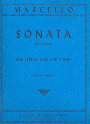 Sonate in C major - String Bass - laflutedepan.com