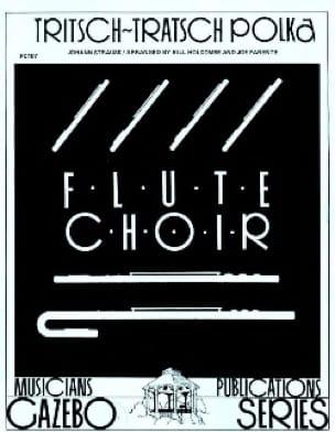 Chit-Chat Polka - Flute choir - laflutedepan.com