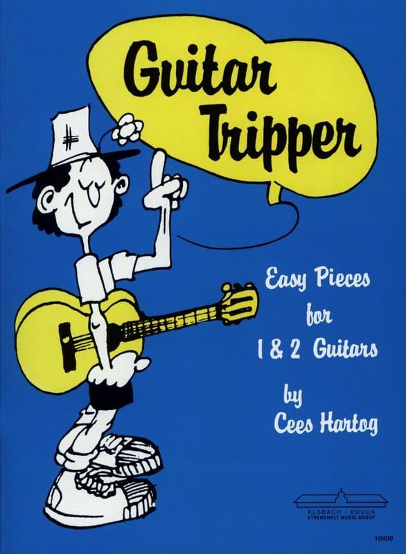 Cees Hartog - Guitar Tripper - Partition - di-arezzo.com