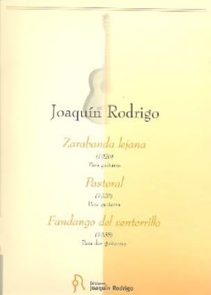 Zarabanda lejana - Pastoral - Fandango del ventorrillo - laflutedepan.com