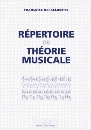 Répertoire de théorie musicale - laflutedepan.com