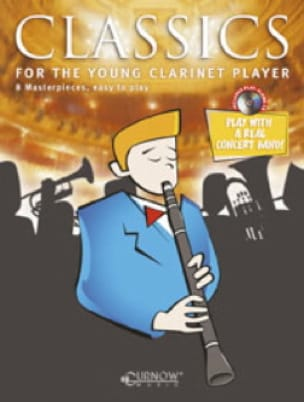 James Curnow - Classics for the young clarinet player - Partition - di-arezzo.co.uk