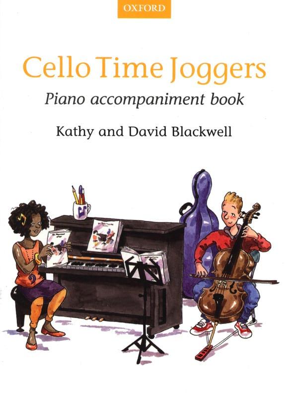 - Cello Time Joggers Book 1 - Piano accompan. - Partition - di-arezzo.com