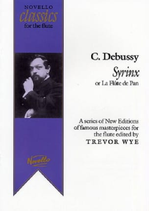 DEBUSSY - Syrinx the Pan Flute - Partition - di-arezzo.co.uk