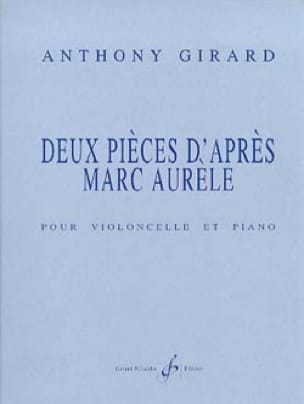 2 Pièces d'après Marc Aurèle - Anthony Girard - laflutedepan.com