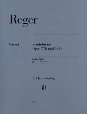 Trios à cordes en la mineur op. 77b et ré mineur op. 141b - laflutedepan.com