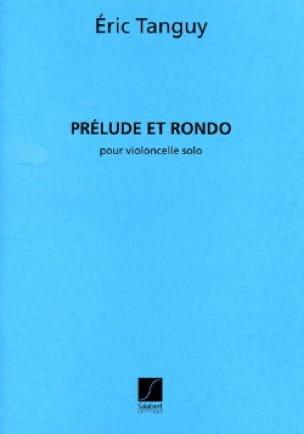 Prélude et Rondo - Eric Tanguy - Partition - laflutedepan.com