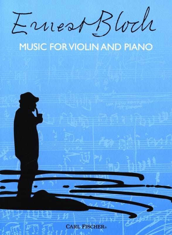 Music for violin and piano - BLOCH - Partition - laflutedepan.com