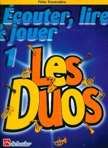 Ecouter Lire et Jouer - Les Duos Volume 1 - 2 Flûtes - laflutedepan.com