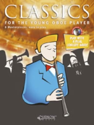 Classics For The Young Oboe Player - Partition - laflutedepan.com