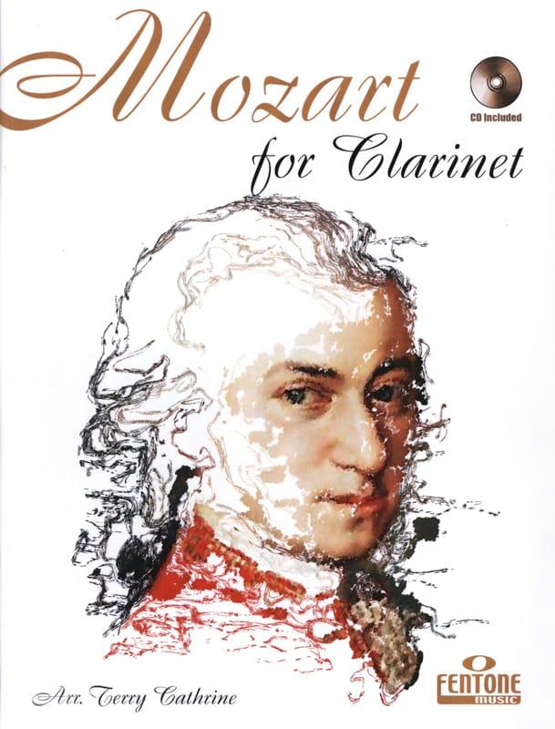 Mozart for Clarinet - laflutedepan.com