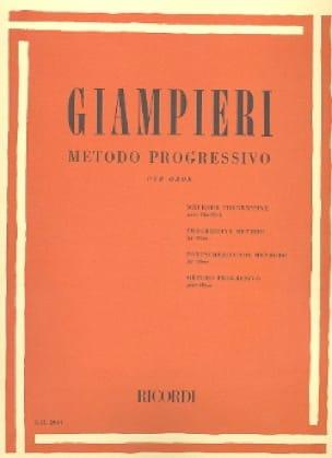 Metodo progresivo per Oboe - Alamiro Giampieri - laflutedepan.com