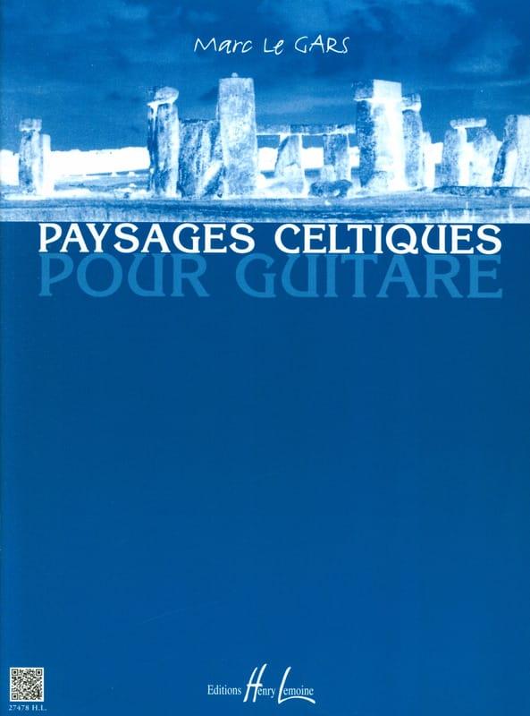 Gars Marc Le - Celtic Landscapes for Guitar Volume 1 - Partition - di-arezzo.com