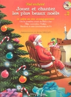 Sonya Veczan - Play and sing the most beautiful Christmas - Volume 2 - Partition - di-arezzo.co.uk