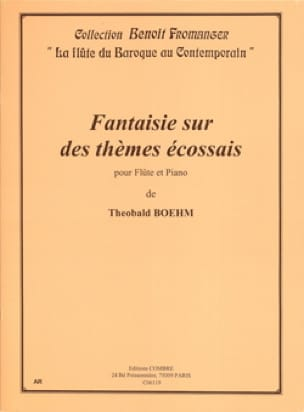 Theobald Boehm - Fantasy on Scottish themes - Partition - di-arezzo.co.uk