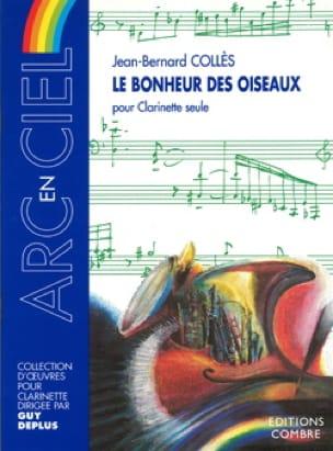 Le bonheur des oiseaux - Jean-Bernard Collès - laflutedepan.com
