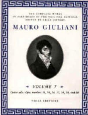 The Complete works for guitar - Volume 7 - laflutedepan.com