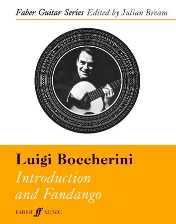 Introduction et Fandango - BOCCHERINI - Partition - laflutedepan.com