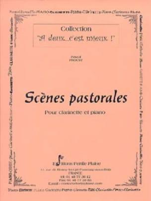 Pascal Proust - Pastoral scenes - Partition - di-arezzo.com