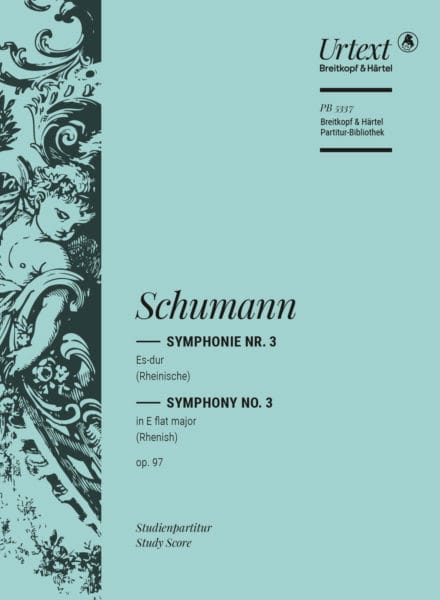 Symphonie N°3 en Mib Maj. Op.97 - SCHUMANN - laflutedepan.com
