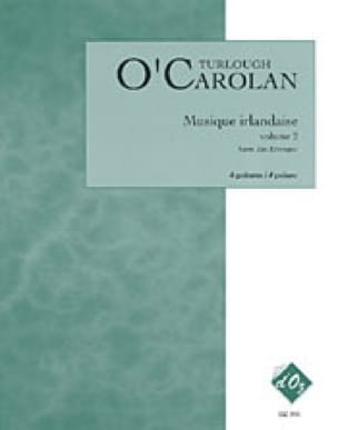 Muisque Irlandaise Volume 2 - Carolan Turlough O' - laflutedepan.com