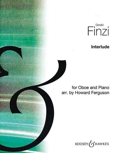 Interlude op. 21 - Gerald Finzi - Partition - laflutedepan.com