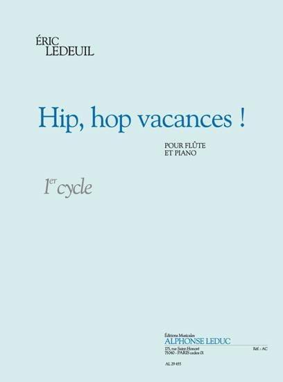 Eric Ledeuil - Hip, Hop vacaciones! - Partition - di-arezzo.es