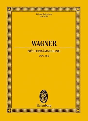 Götterdammerung - WAGNER - Partition - Grand format - laflutedepan.com