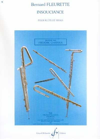 Bernard Fleurette - recklessness - Partition - di-arezzo.com