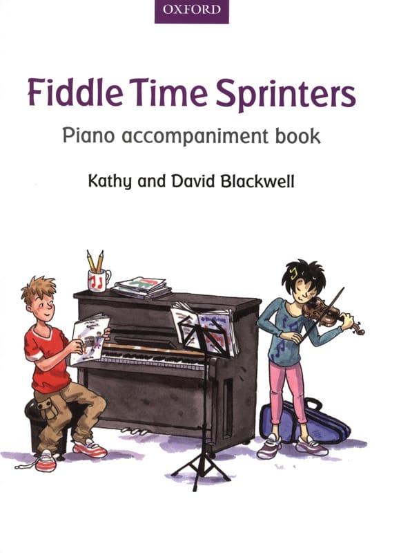 Fiddle Time Sprinters Book 3 - Piano Accompaniment book - laflutedepan.com