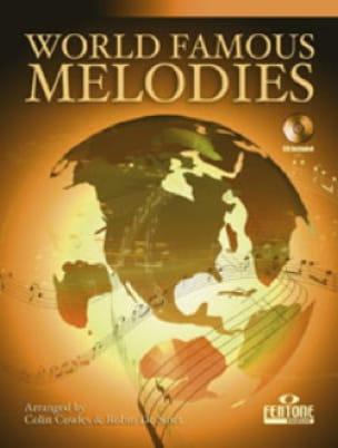 World Famous Melodies - Accompagnement Piano Du Violon - laflutedepan.com