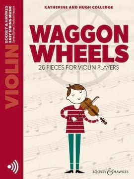- Waggon Wheels - Violine - Partition - di-arezzo.de