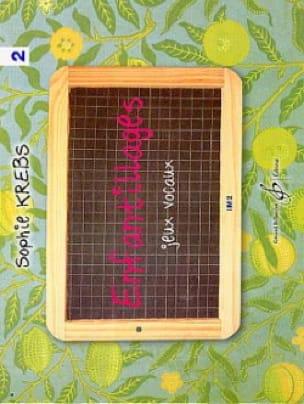 Sophie Krebs - Childishness - Volume 2 - Im1 - Partition - di-arezzo.co.uk