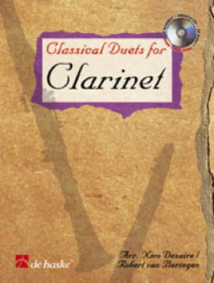 Classical Duets for Clarinet - laflutedepan.com