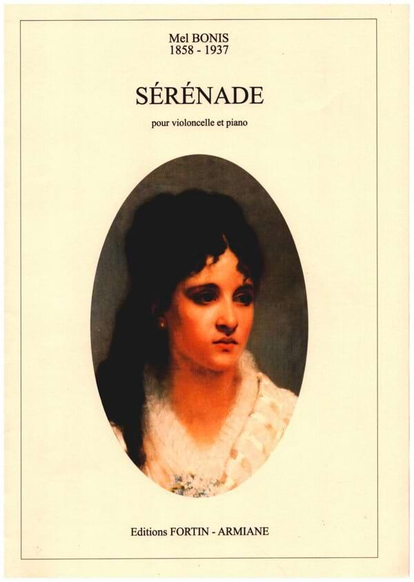 Mel Bonis - Serenade - Cello and Piano - Partition - di-arezzo.co.uk
