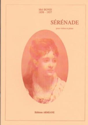 Mel Bonis - Serenade - Violin and piano - Partition - di-arezzo.co.uk
