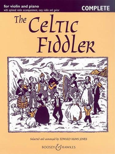Jones Edward Huws - The Celtic Fiddler - Complete - Partition - di-arezzo.co.uk