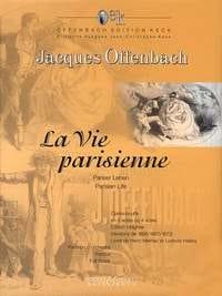 La Vie Parisienne - Partitur - OFFENBACH - laflutedepan.com