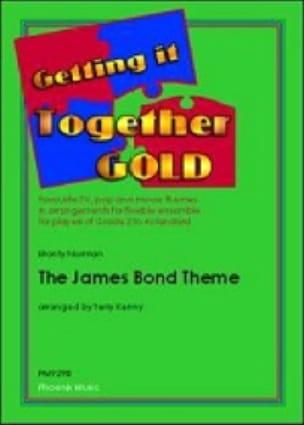 The James Bond Theme -Ensemble - Monty Norman - laflutedepan.com