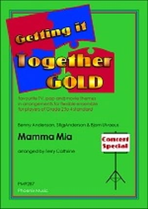 Mamma Mia -Ensemble - laflutedepan.com