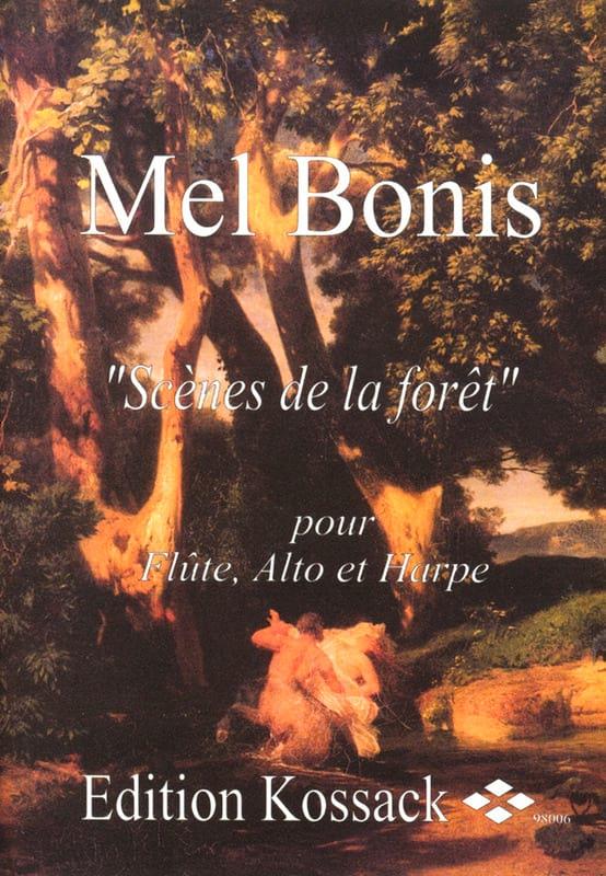 Scènes de la Forêt - Mel Bonis - Partition - Trios - laflutedepan.com