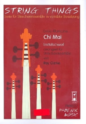 Chi Mai - String ensemble - Ennio Morricone - laflutedepan.com