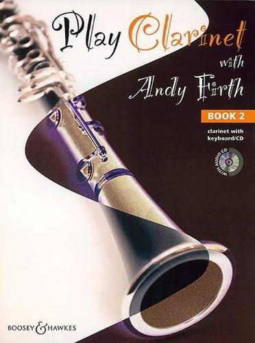 Play Clarinet With Andy Firth - Book 2 - laflutedepan.com