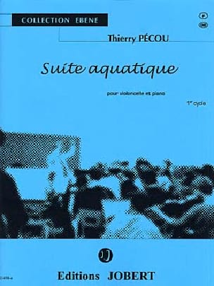 Suite aquatique - Thierry Pécou - Partition - laflutedepan.com