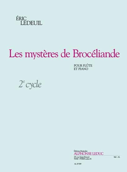 Eric Ledeuil - Los misterios de Brocéliande - Partition - di-arezzo.es