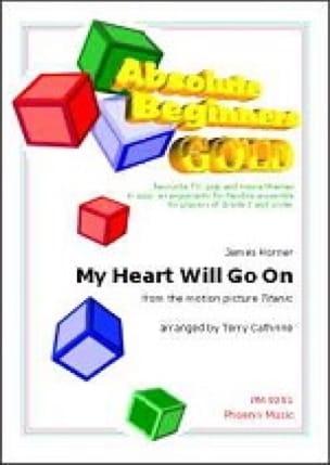 My Heart Will Go On -ensemble - James Horner - laflutedepan.com