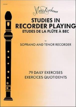Mario Duschenes - Studies In Recorder Playing - Soprano Recorder - Partition - di-arezzo.co.uk