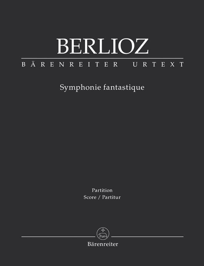 BERLIOZ - Fantastic Symphony - Conductor - Partition - di-arezzo.co.uk